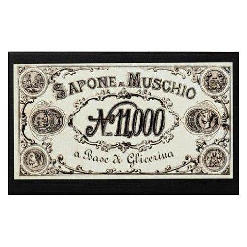 Antico sapone al Muschio fatto a mano – 150gr