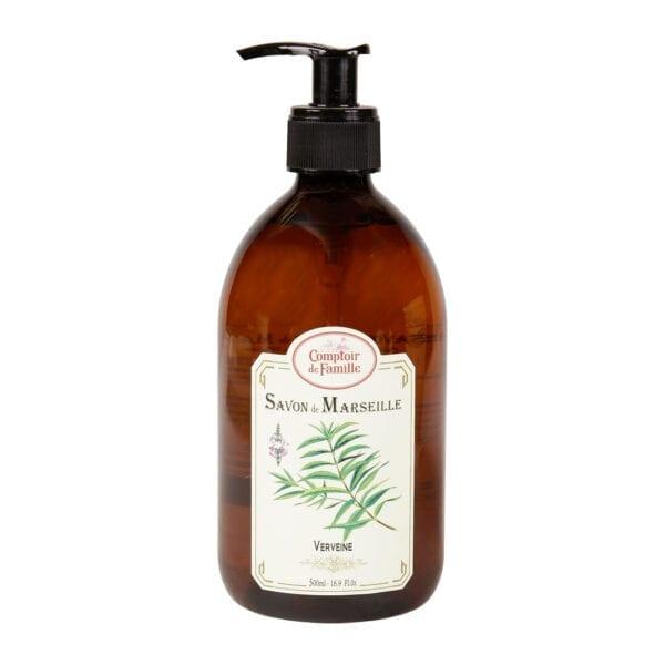 Sapone liquido di Marsiglia – Verbena