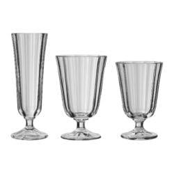 Bicchiere vetro (Flûte) – Collezione Ana