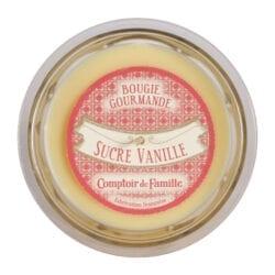 Candele Gourmet – Vaniglia dolce