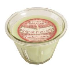 Candele Gourmet – Verbena Frizzante