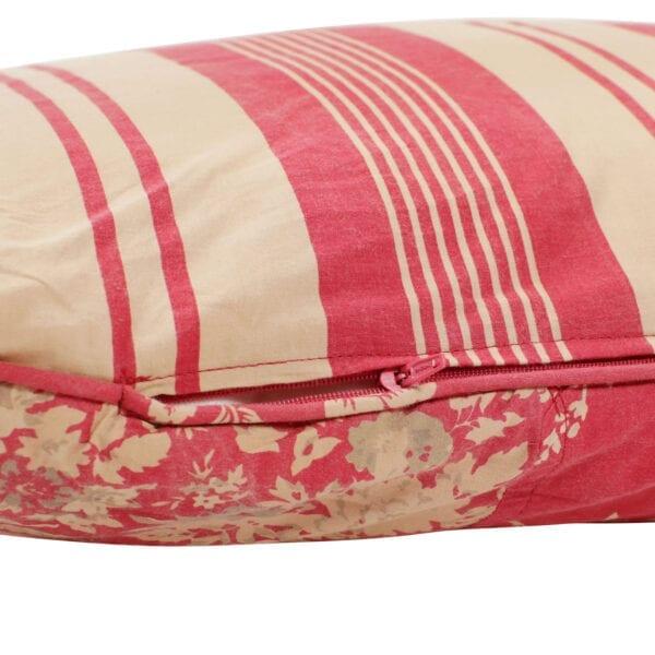 Cuscino per schienale in cotone