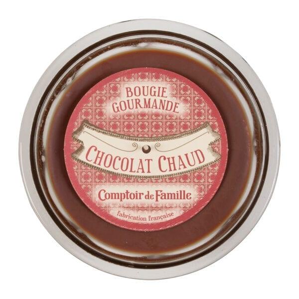 Candele Gourmet – Cioccolata calda