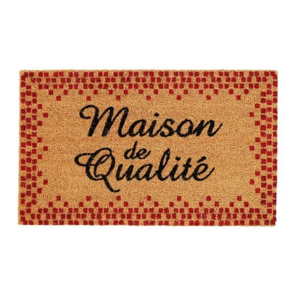 "Zerbino ""Maison de Qualitè"""