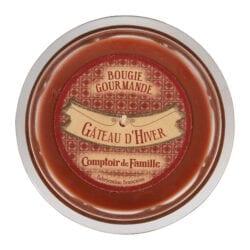 Candele Gourmet – Torta invernale