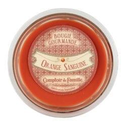 "Candela profumata ""Gourmet"" Arancia rossa"