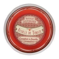 "Candela profumata ""Gourmet"" Foglia di Pomodoro"