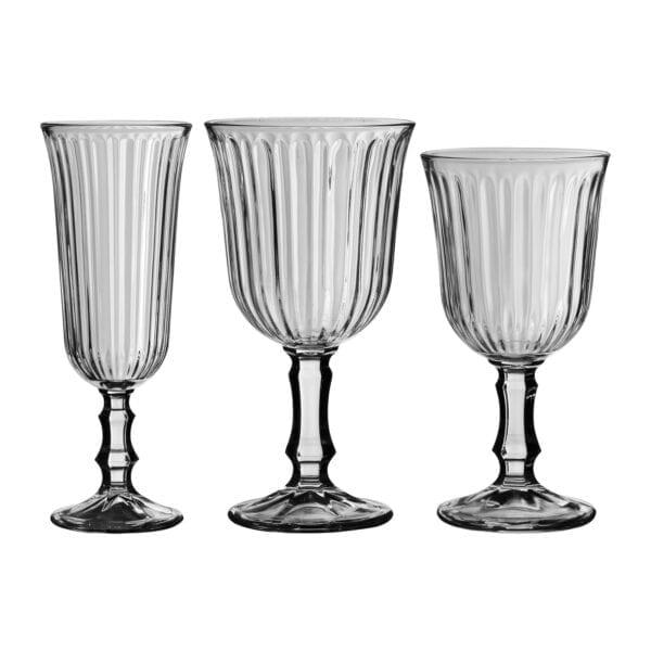 Bicchiere vetro (bicchiere acqua) – Belem