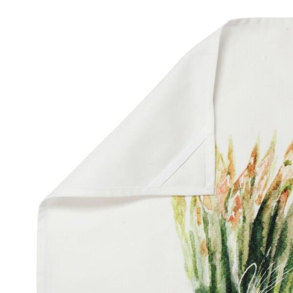 Canovaccio da cucina in cotone – Asparagi