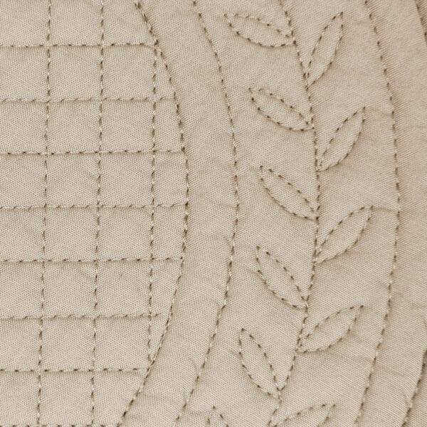 Tovaglietta Mastic imbottita in cotone – Boutis