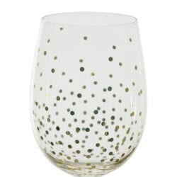 Bicchiere vetro (Calice vino) – Collezione Scintille
