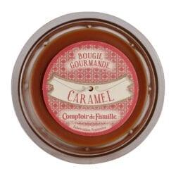 """Candela profumata """"Gourmet"""" Caramello"""