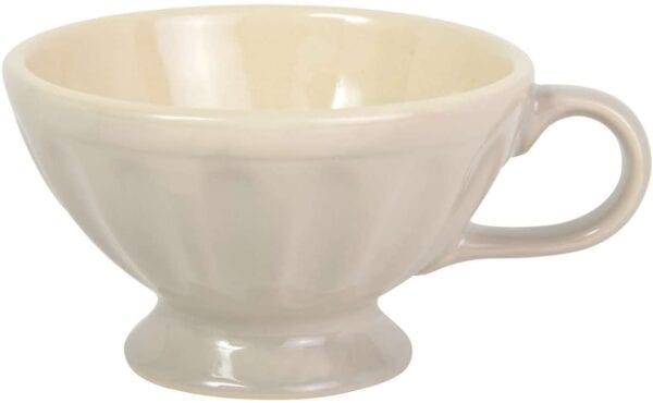 Tazza in ceramica – Crema