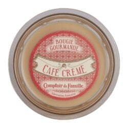 "Candela profumata ""Gourmet""  Crema di caffé"