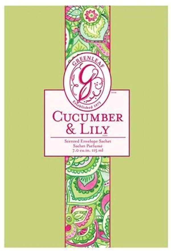 Sacchetto Profumato Cucumber & Lily – 115ml