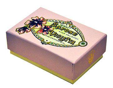 Antico sapone alla Violetta fatto a mano – 135gr