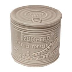 Barattolo per Zucchero in ceramica – Argilla