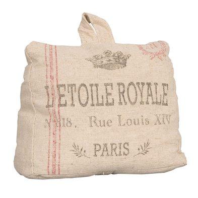 "Ferma porta ""Etoile Royale"" – Crema"