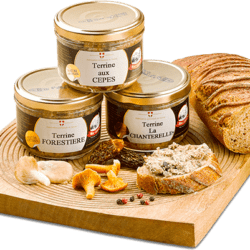 Terrine Forestiere (funghi) – 190gr