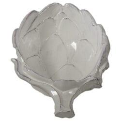 Piccolo recipiente in ceramica- Bianco