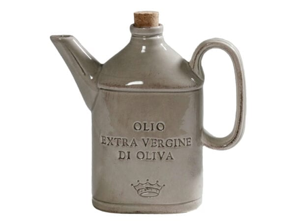 Ampolla per Olio in ceramica – Argilla