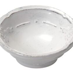 Ciotolina per condimenti in ceramica – Bianco