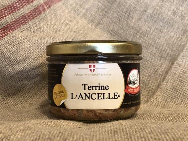 Terrine L'Ancelle (Lombo) – 190gr