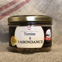 Terrine a l'Abondance – 190gr