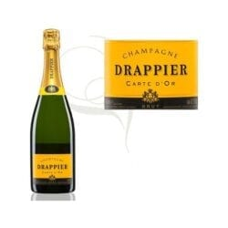 Champagne Drappier Carte d'or 75cl