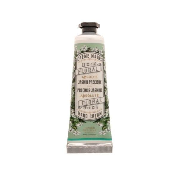 Crema mani piccola al Gelsomino – 30ml