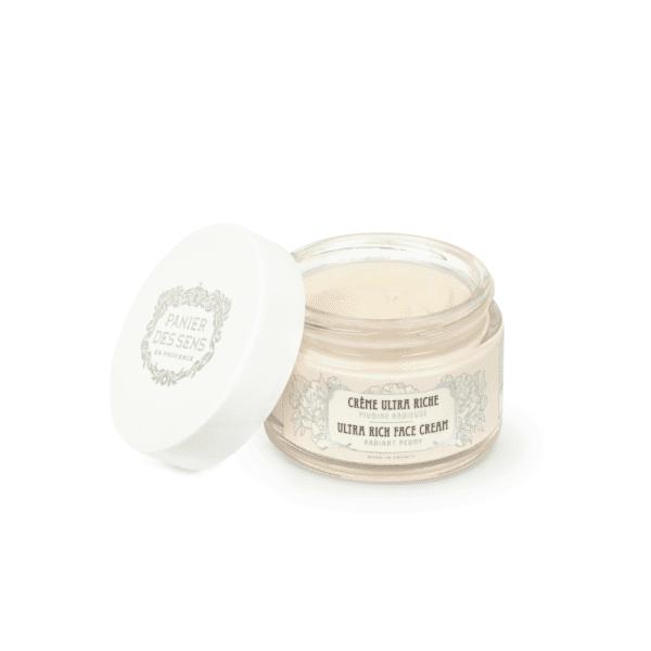 Crema viso ultra ricca alla Peonia – 50ml