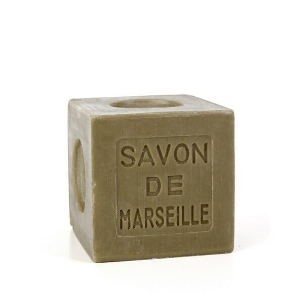 Sapone di marsiglia Verde – Marius Fabre – 400gr