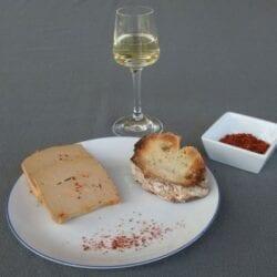 Foie Gras de Canard intero – 180gr