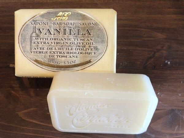 Saponetta alla Vaniglia ed Olio EVO – 150gr