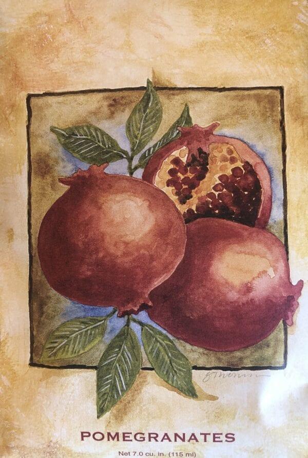 Sacchetto Profumato Pomegranates – 115ml