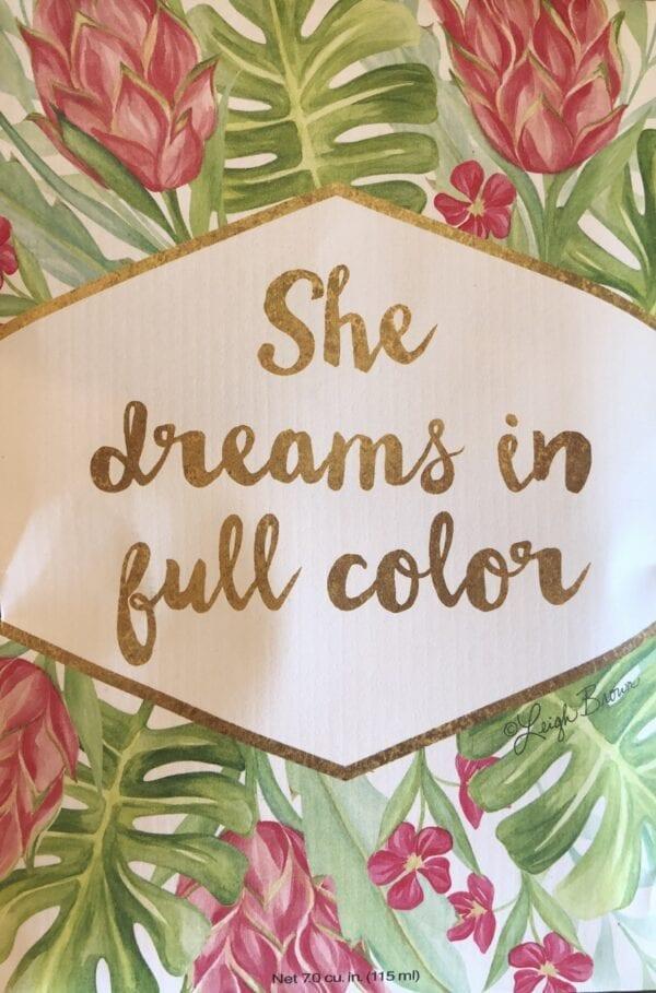 Sacchetto Profumato She dreams – 115ml