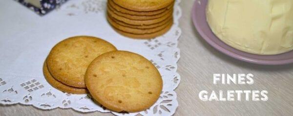 Biscotti Fines Gallettes – 125gr