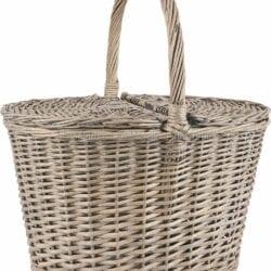 Cestino da picnic con coperchio