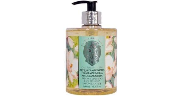 Sapone Liquido all'Acqua di Magnolia – 500ml