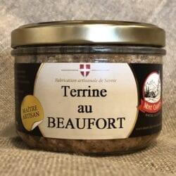 Terrine au Beaufort – 190gr
