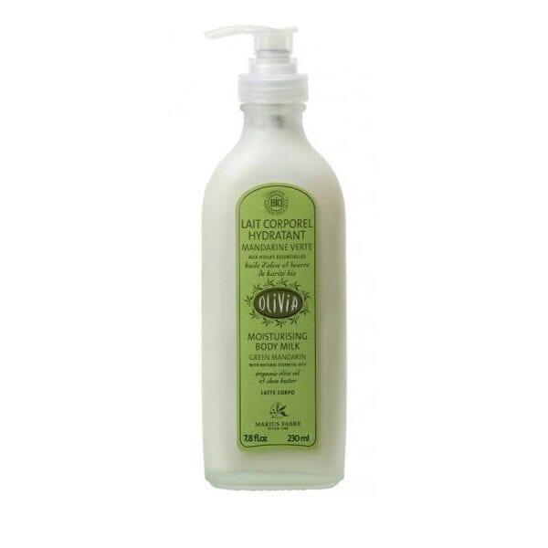 Latte Corpo Idratante al Mandarino Verde – 230 ml