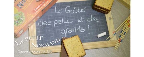 Biscotti Le Petit Normand – Cioccolato al Latte