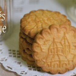 Biscotti Les Sablés de l'Abbaye – 125gr