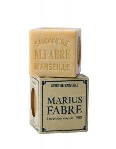 Cubo di marsiglia Bianco -Marius Fabre- 400gr