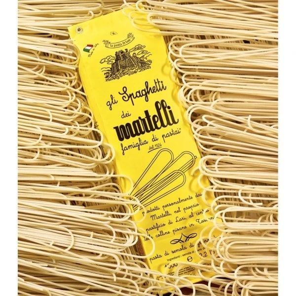 Martelli Spaghetti di Grano Duro 500g
