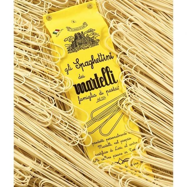 Martelli Spaghettini di Grano Duro 500g