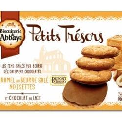 Biscotti Petits Trésors – Caramello al burro salato