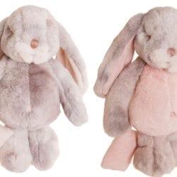 Peluche Sleeping Bunny – Beige