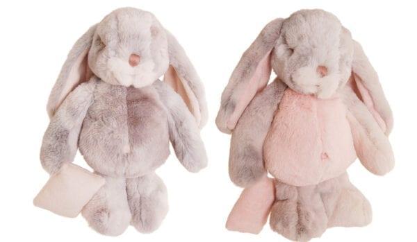 Peluche Sleeping Bunny – Blu e Rosa