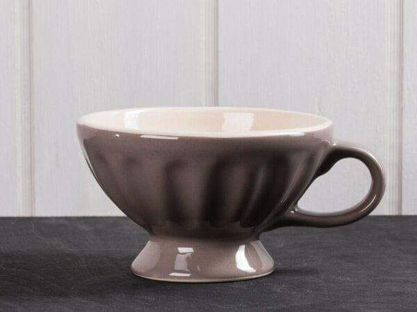 Tazza in ceramica – Marrone